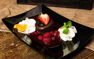 Csokoládé Szuflé